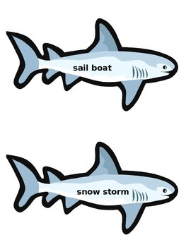Shark Compound Words