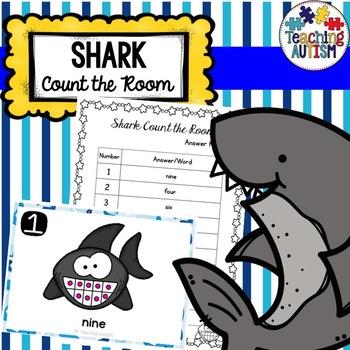 Shark Count the Room Shark Week