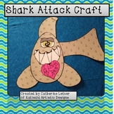 Shark Craft, Ocean Craft, Summer Craft