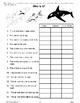 Shark Crossword Puzzle