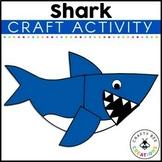Shark Craft   Ocean Animals Activity   Sea Life   Ocean Habitat Activities