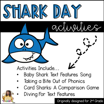 Shark Day Activities