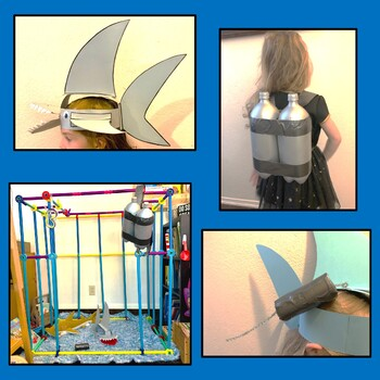 Shark Dramatic Play Center