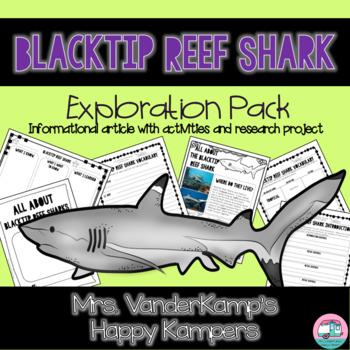 Shark Exploration Pack [[Blacktip Reef Shark]]