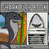 Sharks Flip Book {Reading Comprehension & Craft}