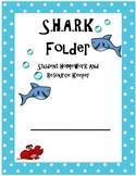Shark Folder Cover