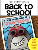 """Shark Gift for Students BACK TO SCHOOL Ocean """"Jaw""""some Year!"""