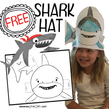 Shark Hat / Mask