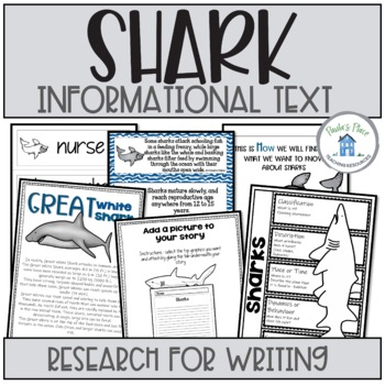 Shark Week - Information Pack