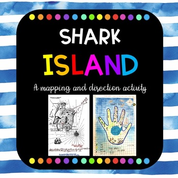 Shark Island - Mapping, Location, Transformation, Coordinates, grid references