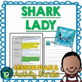 Shark Lady by Jess Keating Lesson Plan and Activities