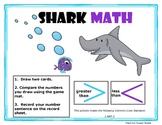 Shark Math (Greater Than, Less Than)