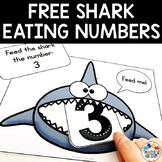 Free Shark Number Recognition Game Shark Week