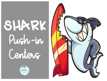 Shark Push In Centers