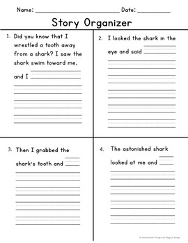Shark: Reading, Writing and Thinking About Animals