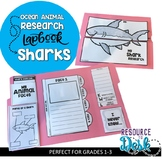 Shark Research Project - An Ocean Animal Research Lapbook