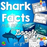 Shark Research for Google Classroom