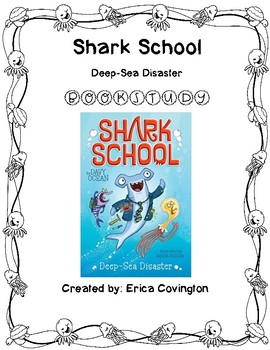 Shark School Deep-Sea Disaster Bookstudy