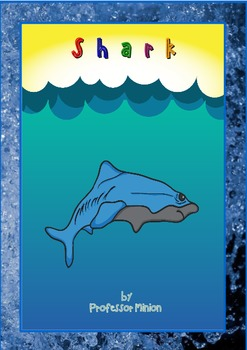 Shark, Science facts, Printables & Task cards