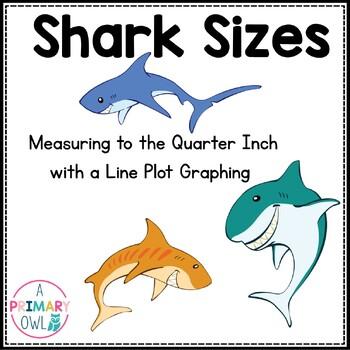 Shark Sizes: Measurement Freebie for Shark Week!