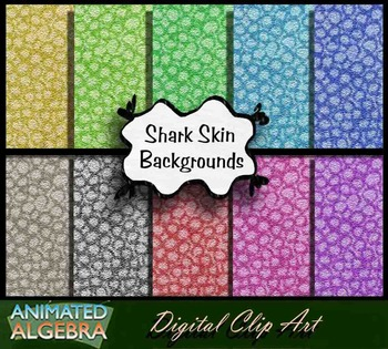 Shark Skin Textured Background Papers