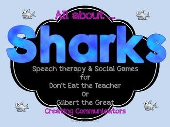 Shark Social Pack