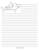 Shark Stationary