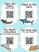 Shark Stories: 16 QR Codes for Daily Five Listen to Reading Centers