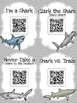 Shark Stories: 16 QR Codes for Daily Five Listen to Readin