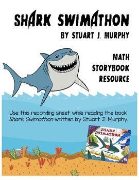 Shark Swimathon book Resource