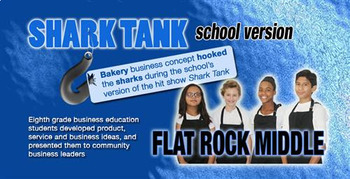 Shark Tank Activity-Bundle Package