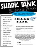 Shark Tank Business Plan Project for Fundraiser or Classro