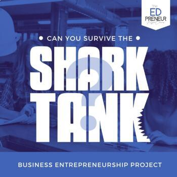 Can You Survive The Shark Tank? | Creating a Business using Google's GSUITE