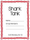 Shark Tank Class project, economics lesson