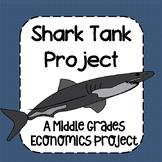 Shark Tank Economics Project