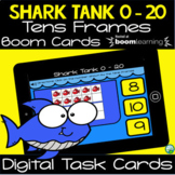 Shark Tank -  Identifying and Building Numbers from 0 - 20