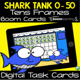 Shark Tank - Identifying and Building Numbers from 0 - 50