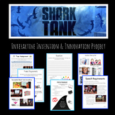 Shark Tank Interactive Invention & Innovation Project!
