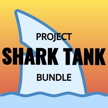 Shark Tank Project BUNDLE