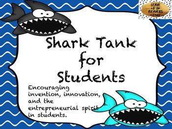 Shark Tank for Students