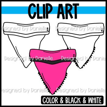 Shark Teeth Clip Art