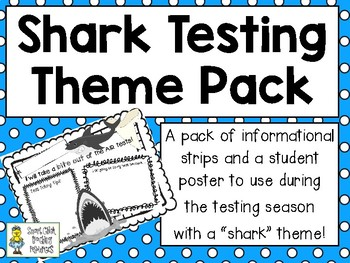 Shark Testing Theme Pack - Freebie!