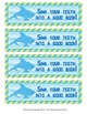 Shark Theme Bookmarks