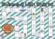 Shark Themed Game Board
