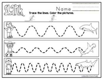 graphic regarding Shark Printable known as Shark Styles Printable