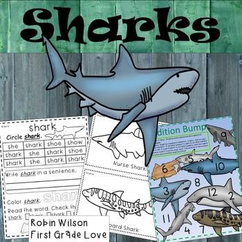 Shark Unit K-3