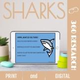 Virtual Field Trip: Sharks