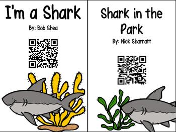 Shark Week! Activties and Worksheets!