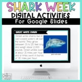 Shark Week - Digital, Distance Learning