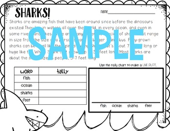 Shark Week FREEBIE!
